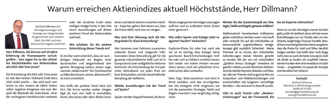 Westallgäuer Zeitung / Ausgabe 17. April 2021