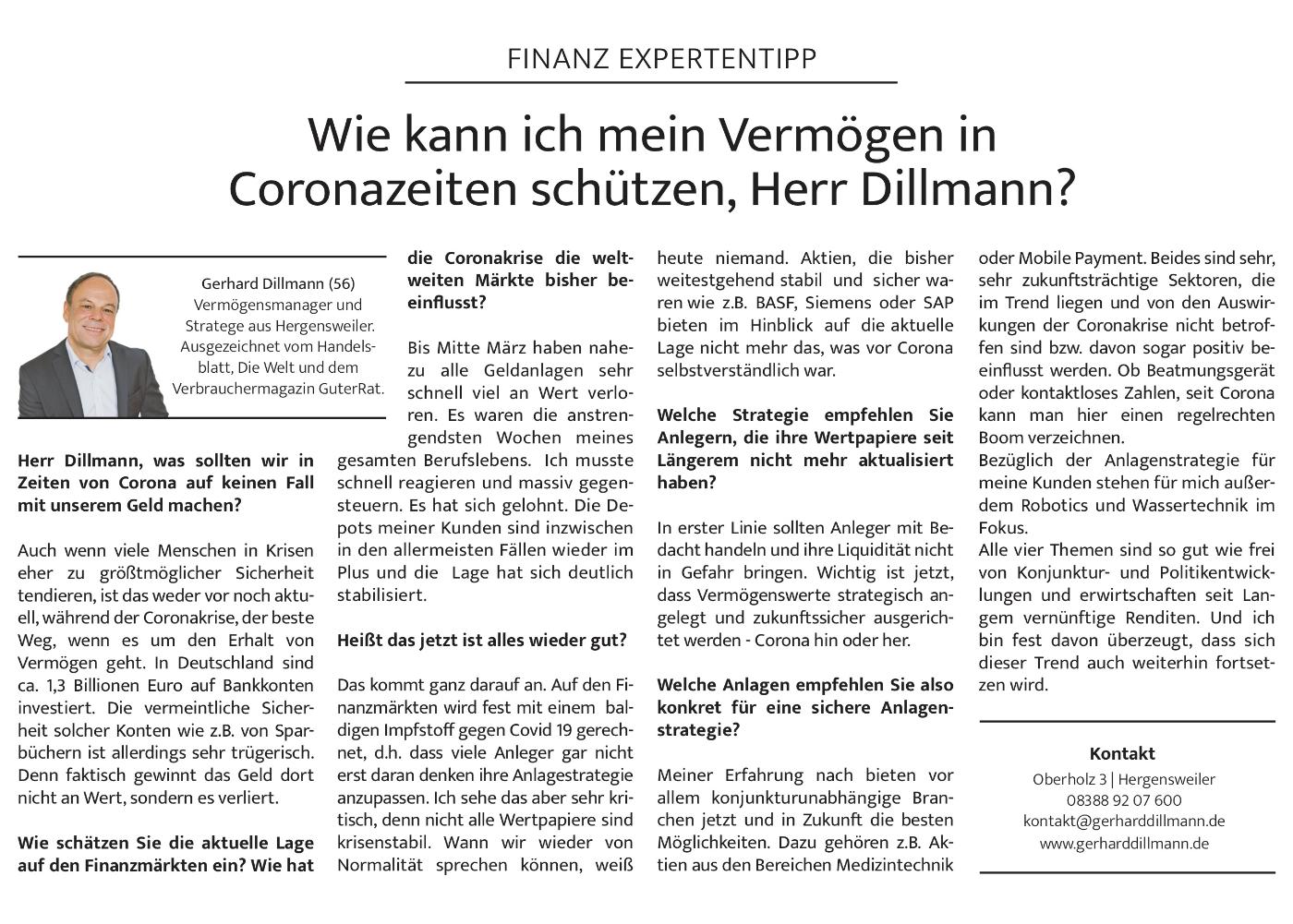 Lindauer Zeitung / Ausgabe 23. Juni 2020