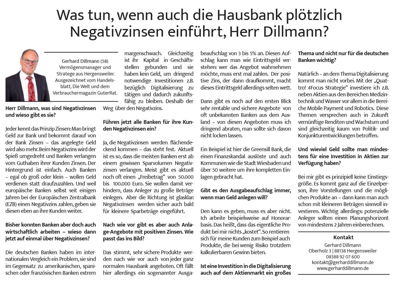 Lindauer Zeitung / Ausgabe 28. Juli 2021